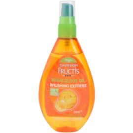 Garnier Fructis Miraculous Oil ochranný olej pro tepelnou úpravu vlasů  150 ml