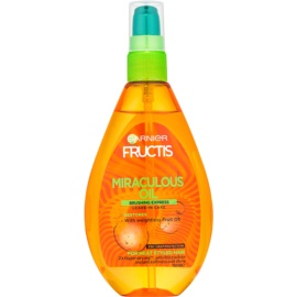 Garnier Fructis Miraculous Oil захисна олійка для волосся  150 мл