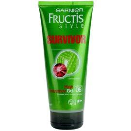 Garnier Fructis Style Survivor żel do włosów z ekstraktem z kaktusa  200 ml