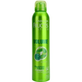 Garnier Fructis Style Volume laca de cabelo para dar volume  250 ml
