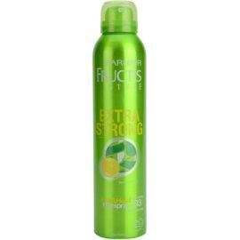 Garnier Fructis Style Extra Strong lak na vlasy s výtažkem z bambusu  250 ml