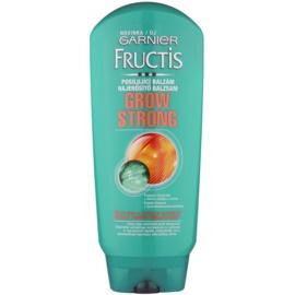 Garnier Fructis Grow Strong bálsamo fortificante para cabello debilitado  200 ml
