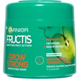 Garnier Fructis Grow Strong posilující maska pro slabé vlasy  300 ml