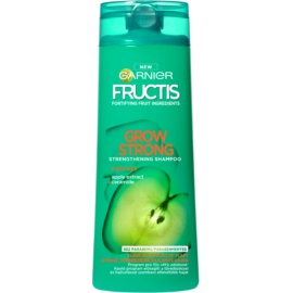 Garnier Fructis Grow Strong posilující šampon pro slabé vlasy  400 ml