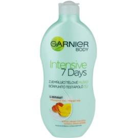 Garnier Intensive 7 Days lapte de corp calmant cu ulei de mango  400 ml