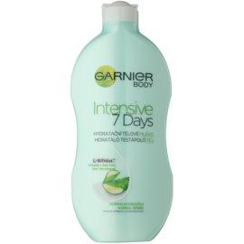 Garnier Intensive 7 Days nawilżające mleczko do ciała z aloesem  400 ml