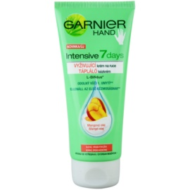 Garnier Intensive 7 Days crema nutritiva de maini  100 ml