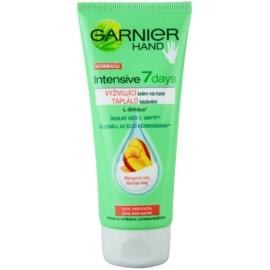 Garnier Intensive 7 Days nährende Crem für die Hände  100 ml
