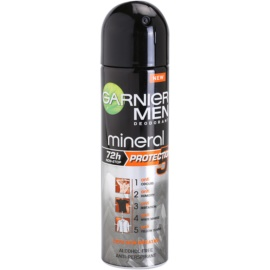 Garnier Men Mineral 5 Protection antiperspirant ve spreji 72 h  150 ml