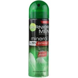 Garnier Men Mineral Extreme spray anti-perspirant 72h  150 ml