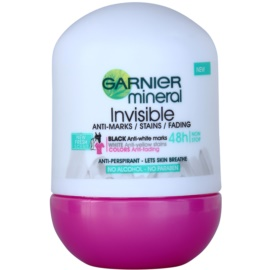 Garnier Mineral Invisible Antitranspirant-Deoroller  50 ml