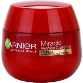 Garnier Miracle Anti - Wrinkle Cream  50 ml