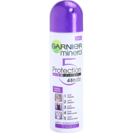 Garnier Mineral 5 Protection antiperspirant ve spreji bez alkoholu 48 h  150 ml