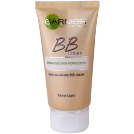 Garnier Miracle Skin Perfector BB krema za normalno in suho kožo odtenek Extra-Light 50 ml