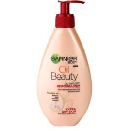 Garnier Oil Beauty regeneračné olejové mlieko  250 ml
