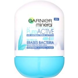 Garnier Mineral Pure Active antitranspirante antibacteriano roll-on  50 ml