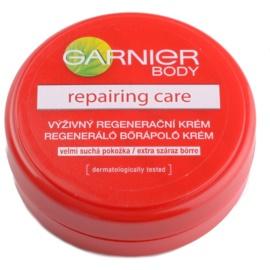 Garnier Repairing Care vyživující tělový krém pro velmi suchou pokožku  50 ml