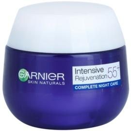 Garnier Visible 55+ нічний крем для омолодження шкіри  50 мл