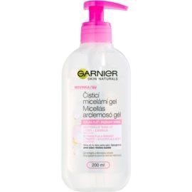 Garnier Skin Cleansing oczyszczający żel micelarny  200 ml