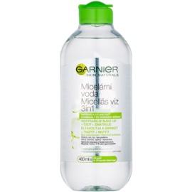 Garnier Skin Naturals micelárna voda pre zmiešanú a citlivú pleť  400 ml