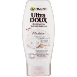 Garnier Ultra Doux balzám pro jemné vlasy  200 ml