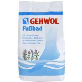 Gehwol Classic Badekur für schmerzende und müde Füße mit Pflanzenextrakten  250 g