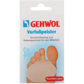 Gehwol Comfort Plus ochranný polštářek pod přední část chodidla universal size
