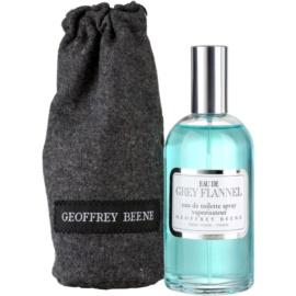 Geoffrey Beene Eau De Grey Flannel Eau de Toilette für Herren 120 ml