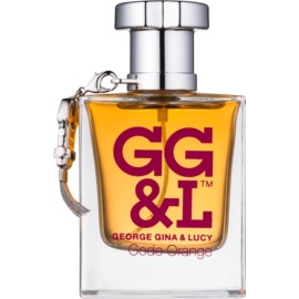 George Gina & Lucy Code Orange eau de toilette nőknek 50 ml