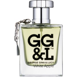 George Gina & Lucy White Apple toaletna voda za ženske 50 ml