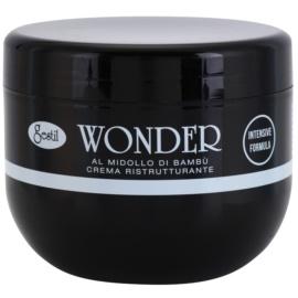 Gestil Wonder Rassen revitalizační krém pro poškozené, chemicky ošetřené vlasy  500 ml