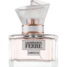 Gianfranco Ferré Camicia 113 Eau de Toilette für Damen 50 ml