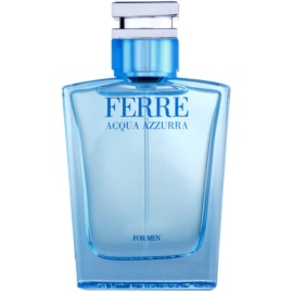 Gianfranco Ferré Acqua Azzura Eau de Toilette for Men 50 ml
