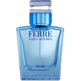 Gianfranco Ferré Acqua Azzura eau de toilette férfiaknak 30 ml