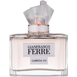 Gianfranco Ferré Camicia 113 eau de toilette pour femme 100 ml