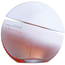 Gianfranco Ferré In The Mood for Love Pure toaletní voda tester pro ženy 100 ml