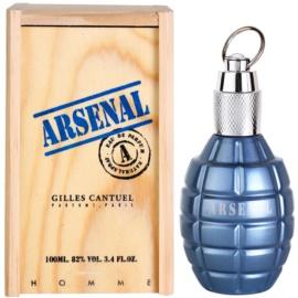 Gilles Cantuel Arsenal Blue eau de parfum férfiaknak 100 ml