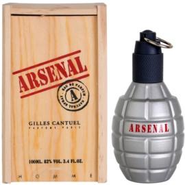 Gilles Cantuel Arsenal Grey Eau de Parfum para homens 100 ml