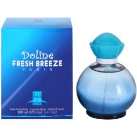 Gilles Cantuel Doline Fresh Breeze Eau de Toilette für Damen 100 ml