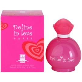 Gilles Cantuel Doline In Love eau de toilette nőknek 100 ml