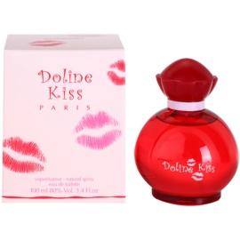 Gilles Cantuel Doline Kiss Eau de Toilette para mulheres 100 ml