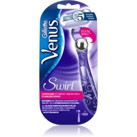 Gillette Venus Swirl holiaci strojček náhradné čepieľky 1 ks