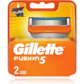 Gillette Fusion lames de rechange 2 pcs  2 pcs