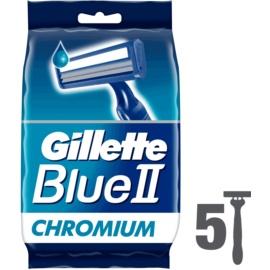 Gillette Blue II Aparate de ras de unica folosinta  5 buc