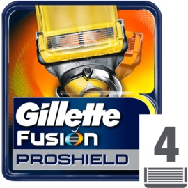 Gillette Fusion Proshield Replacement Blades  4 pc