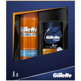 Gillette Fusion Kosmetik-Set  I.