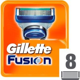 Gillette Fusion recarga de lâminas   8 Ks