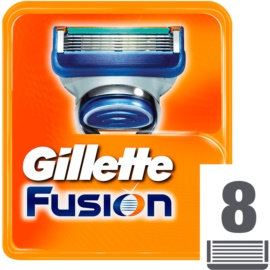 Gillette Fusion Replacement Blades  8 Ks