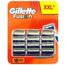 Gillette Fusion recarga de lâminas   16 Ks