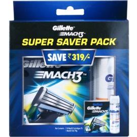 Gillette Mach 3 Spare Blades kosmetická sada I.